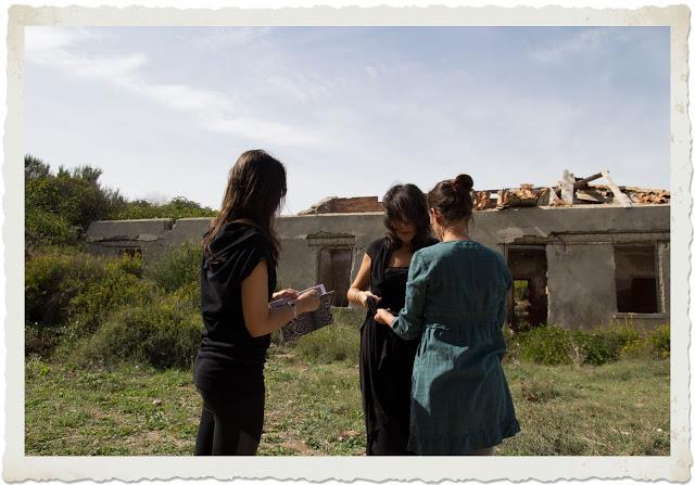 abito lemuria - shooting Alessandro Castelli