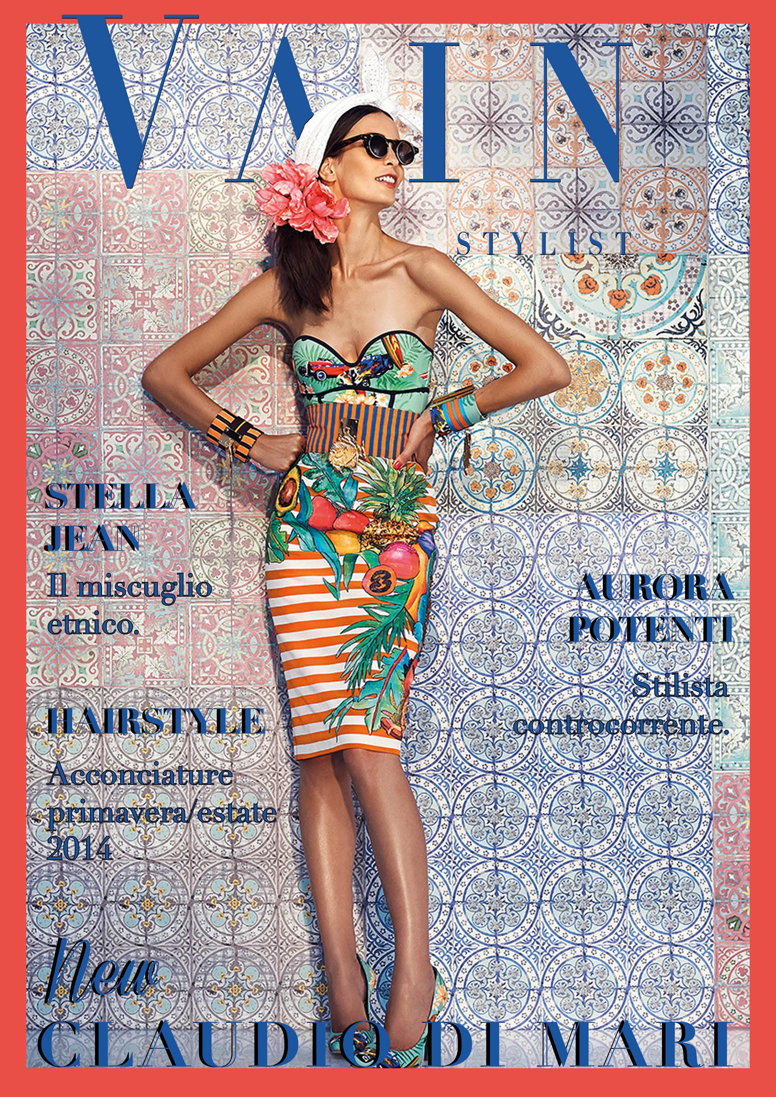 vain stylist magazine