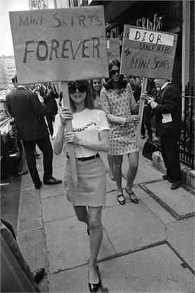 minigonna 1966