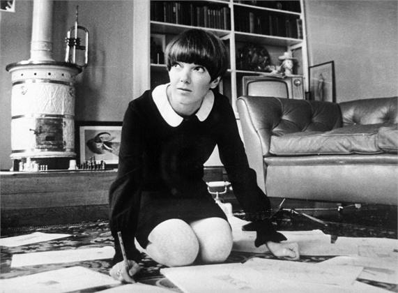 minigonna - Mary Quant 1965