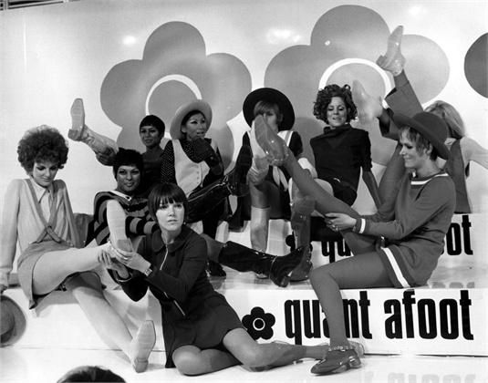 minigonna - Mary Quant 1967
