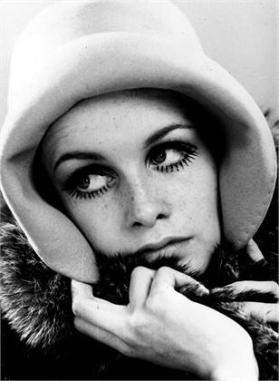 minigonna - Twiggy 1966