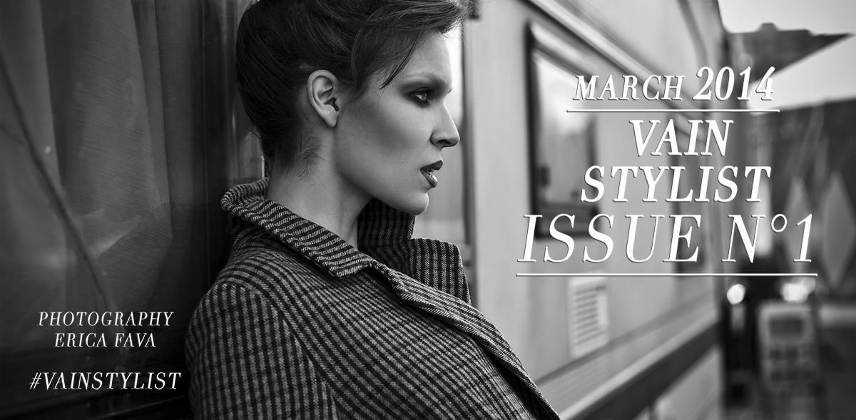 vain stylist magazine issue 1