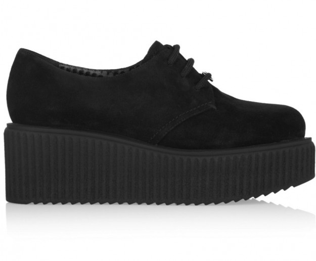 creepers karl lagerfeld inverno 2014