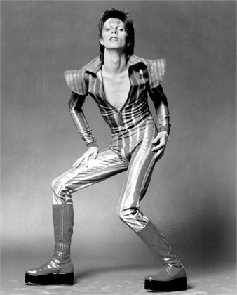 zeppa david bowie 1972