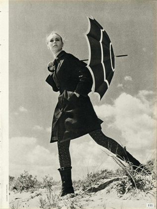 trench burberry 1965