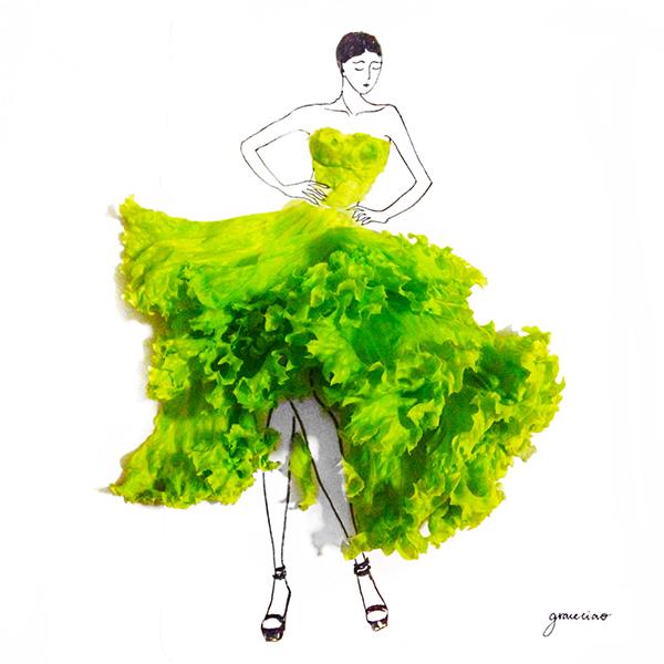 grace ciao - insalata verde