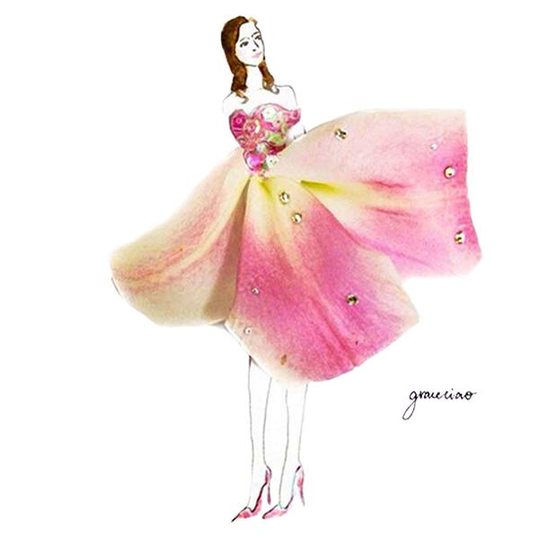 grace ciao - giglio rosa