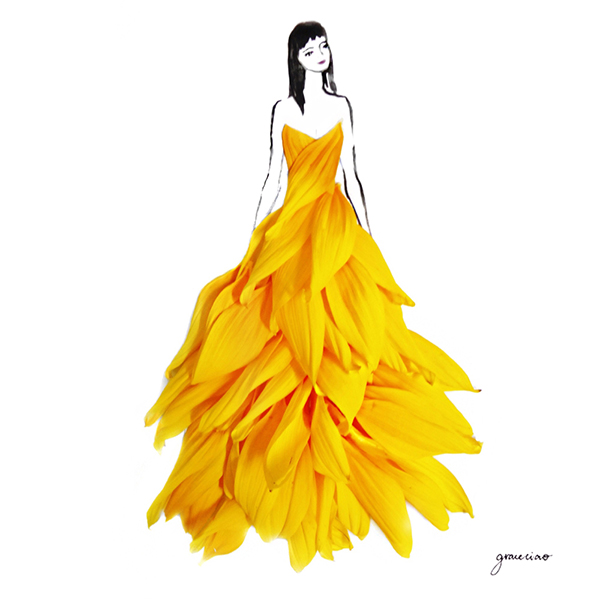 grace ciao - margerita gialla