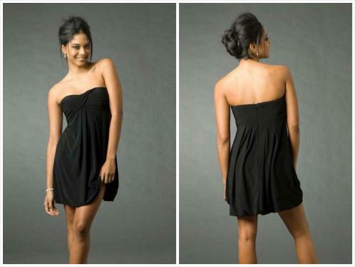 little black dress - morbido
