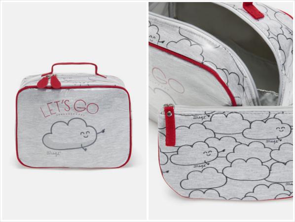 mr wonderful per oysho - cosmetic bag
