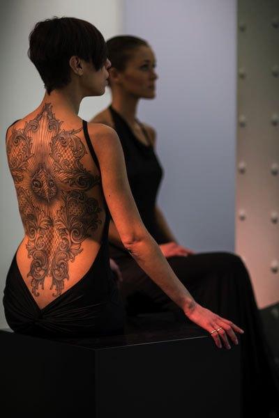 tattoo schiena Marzo Manzo