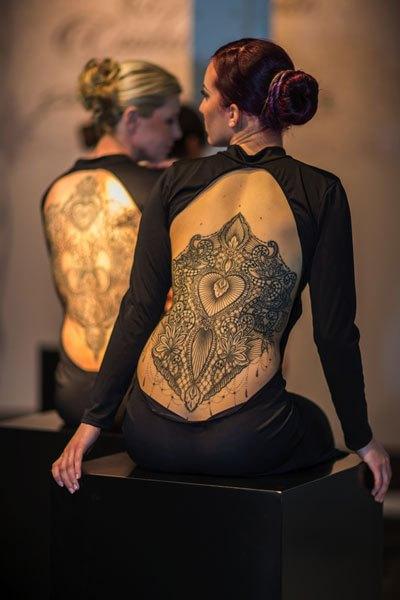 schiena tattoo Marzo Manzo