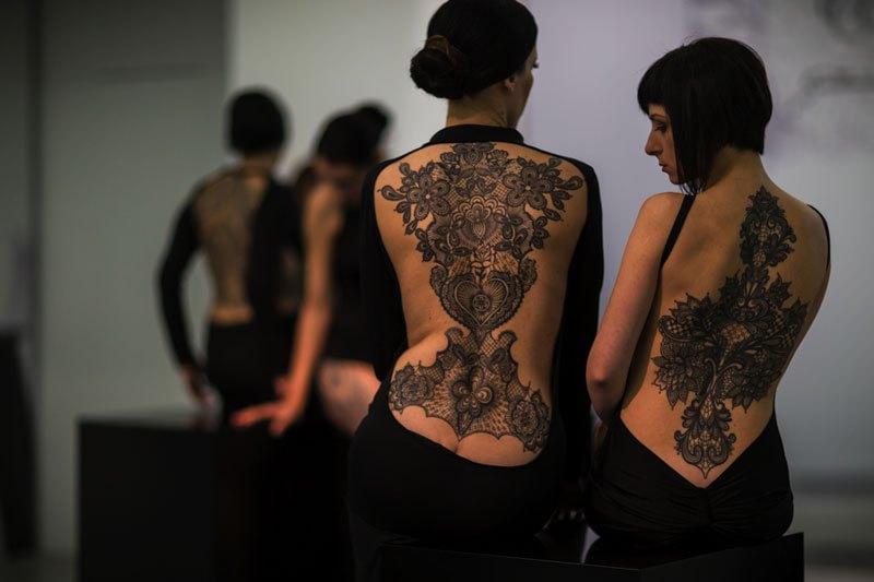 tattoo couture di Marco Manzo