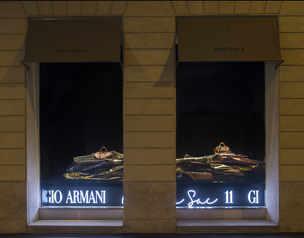 giorgio armani - le sac 11  antonia boutique