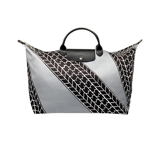 La Pliage by Jeremy Scott for Longchamp