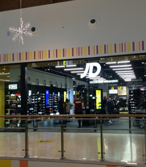 JD Sports Catania