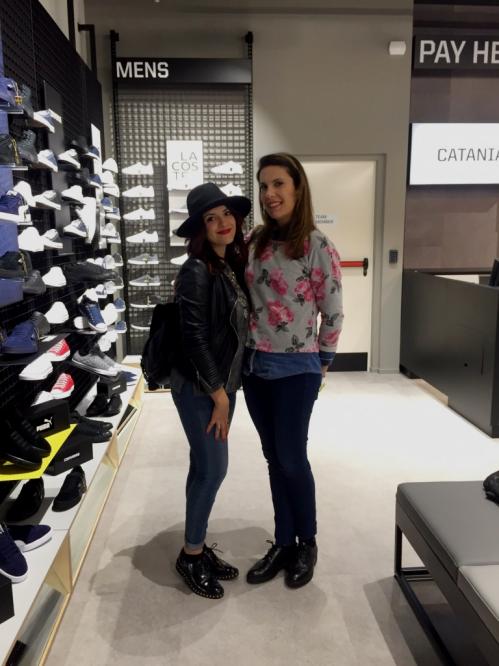 Rossella Scalzo e Francesca de Marini blogger catania