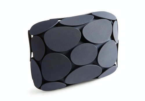 Maison 203 Armure clutch black
