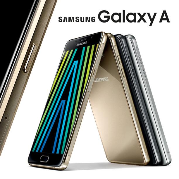 smartphone Samsung Galaxy A 2016
