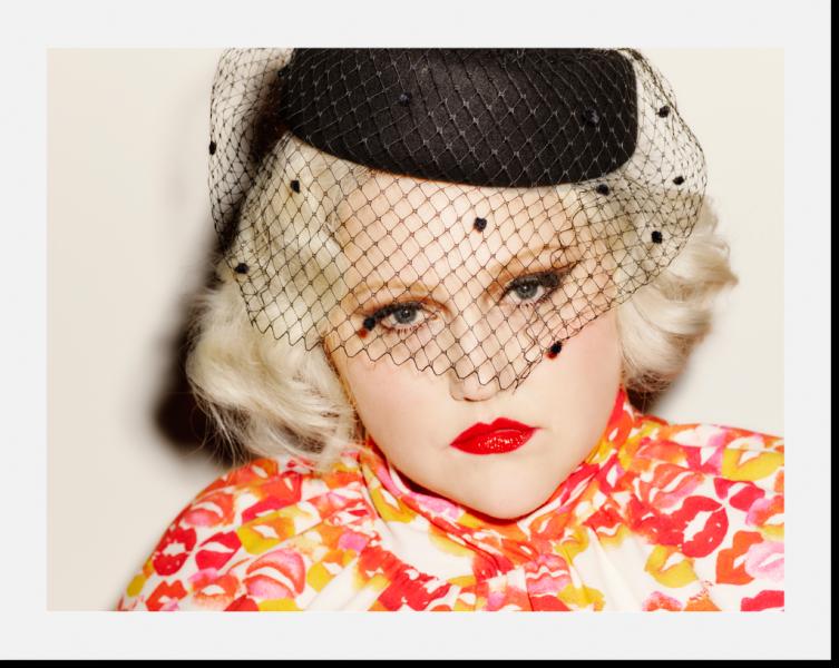 Beth Ditto - Lola dress