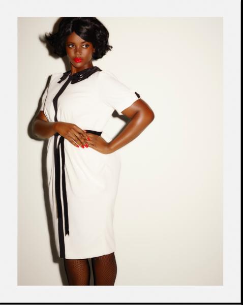 Beth Ditto - Nina dress