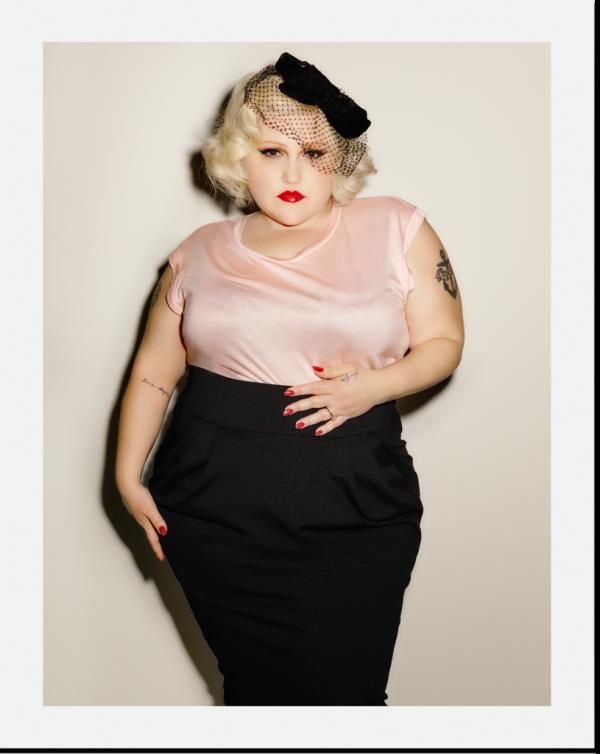 Beth Ditto - Lola Skirt