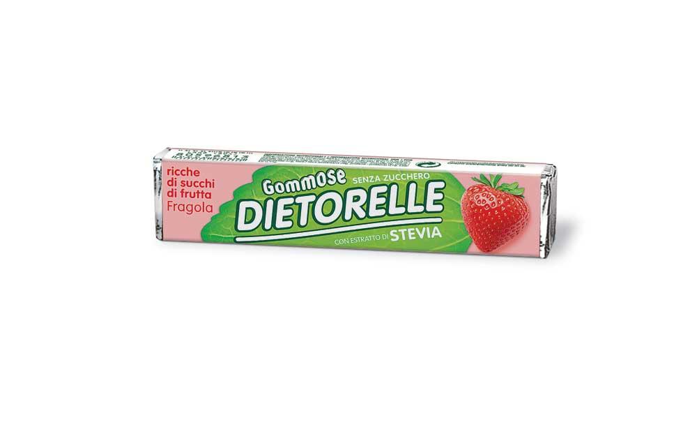 DIETORELLE FRAGOLA stick
