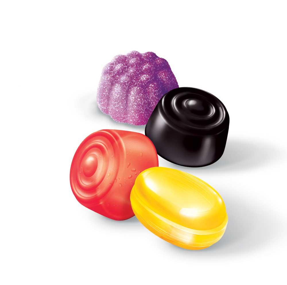 Dietorelle - mix caramelle
