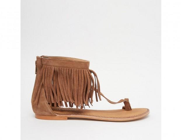 sandali boho - vero moda