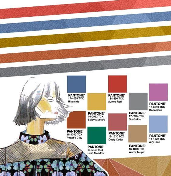 palette pantone fw16-17