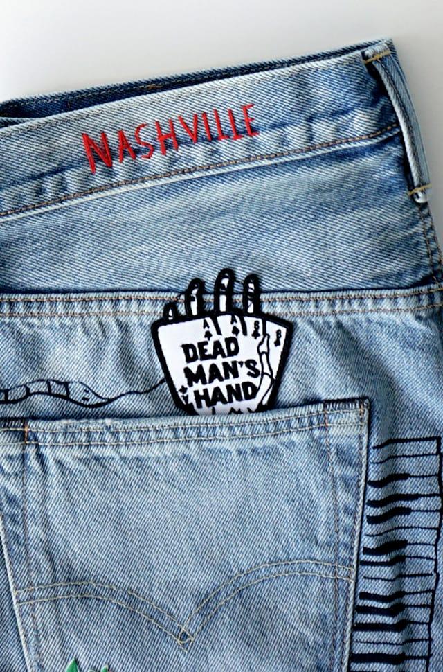 501 limited edition jeans dettaglio2