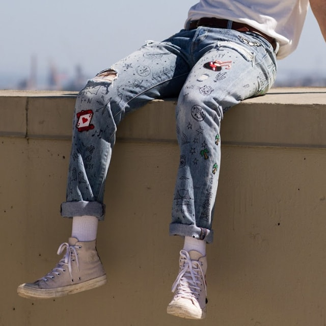 501 limited edition jeans