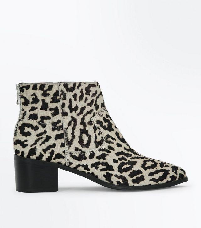 scarpe animalier newlook