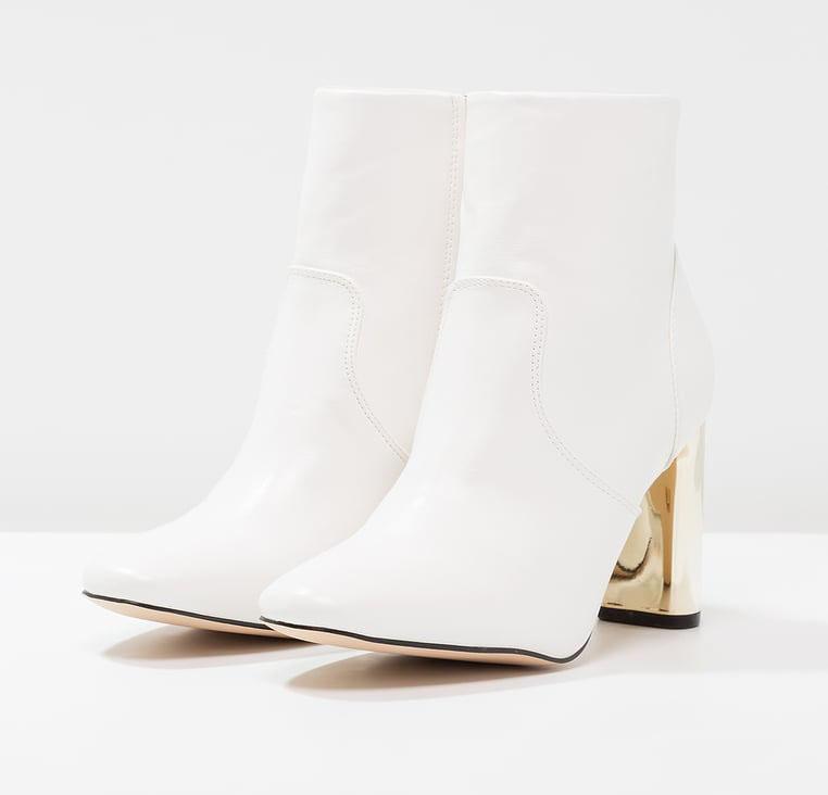 stivali bianchi Zalando