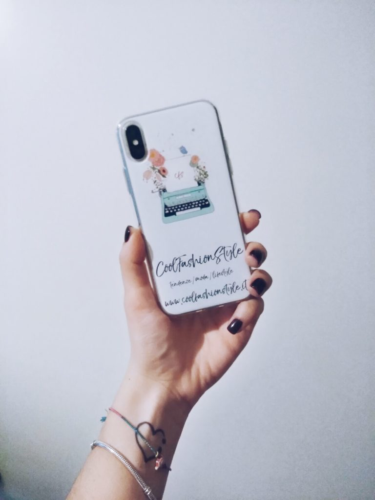 cover personalizzata Iphone X CoolFashionStyle