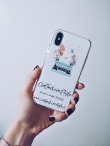 GoCustomized cover personalizzata Iphone X CoolFashionStyle