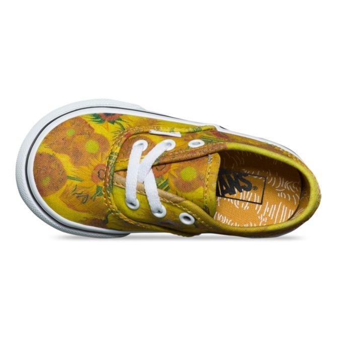 Vans X Van Gogh - girasoli