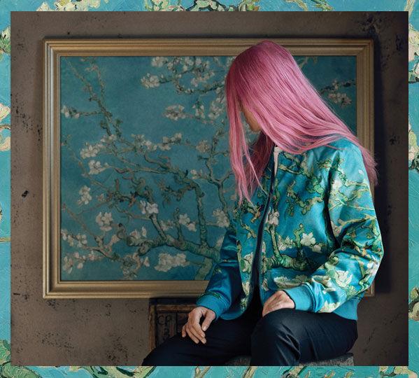 Vans X Van Gogh - ramo di mandorlo