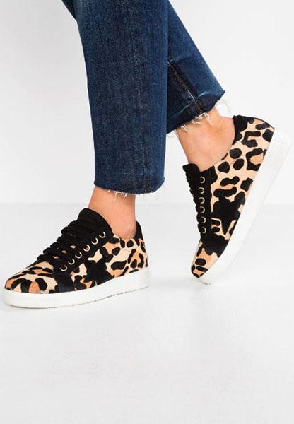 dune sneaker animalier_zalando