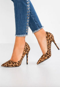 miss selfridge decollete animalier_zalando