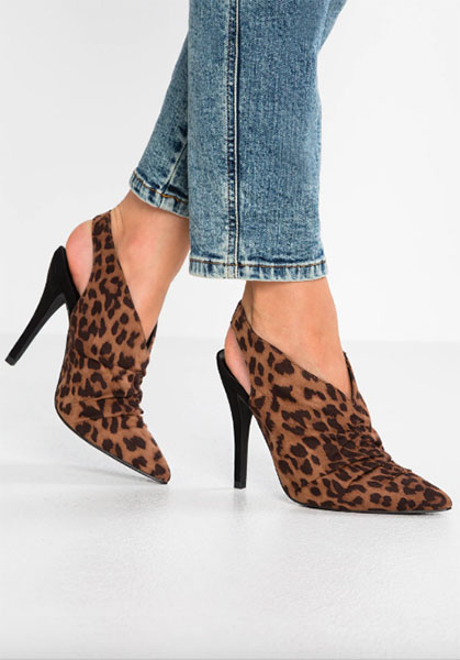 new look decollete animalier_zalando