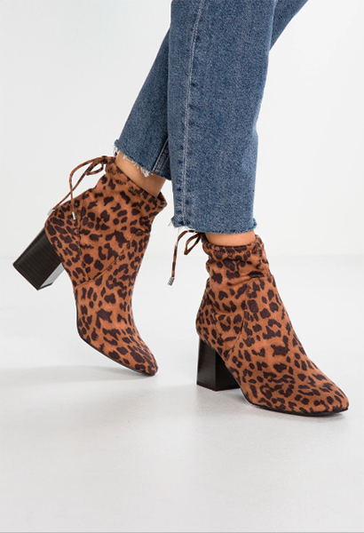 new look stivalettI animalier_zalando
