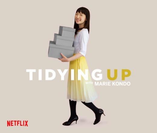 Marie Kondo Netflix