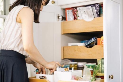 Marie Kondo cucina