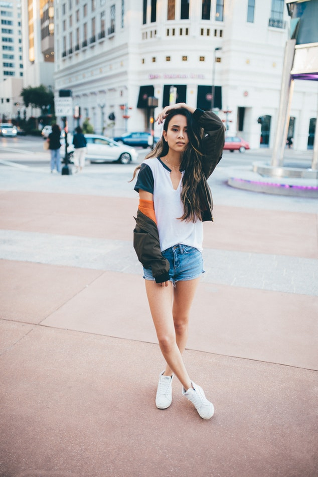 urban chic shorts