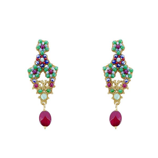 orecchini in perle di paola parrinello jewellery al white milano