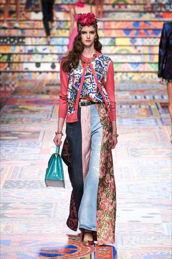 Dolce & Gabbana P2021 Ready to Wear