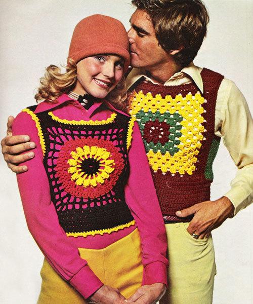 top crochet uomo e donna